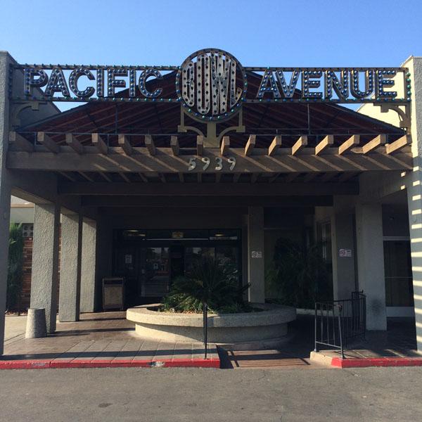 Pacific Avenue Bowl