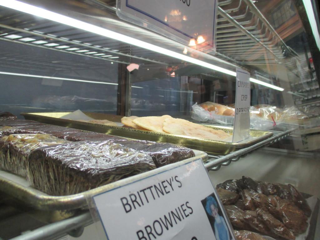 Brittney's Brownies