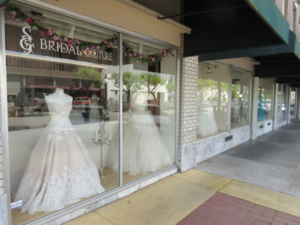 Sheryl's Giles Couture Bridal Shop