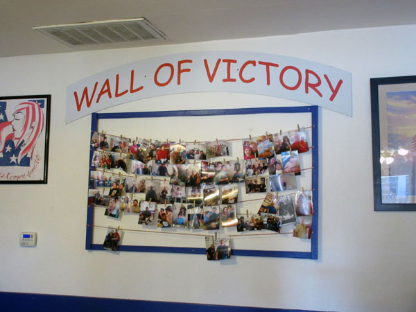 Wall of Victory
