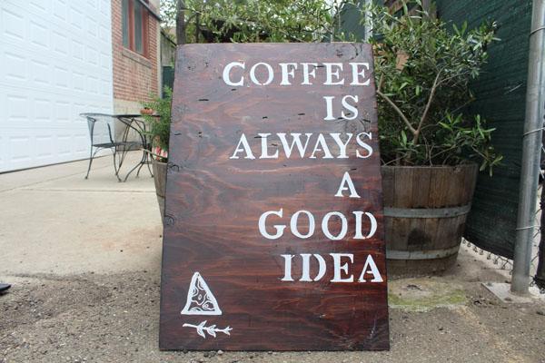 CoffeeAGoodIdea