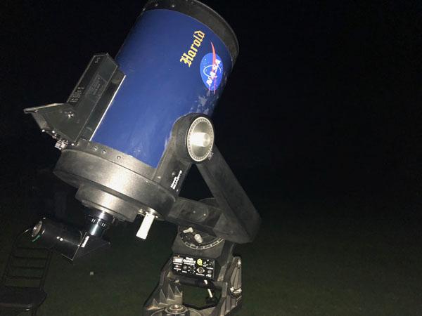 Doug's telescope