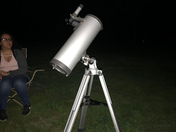 Francisco's telescope
